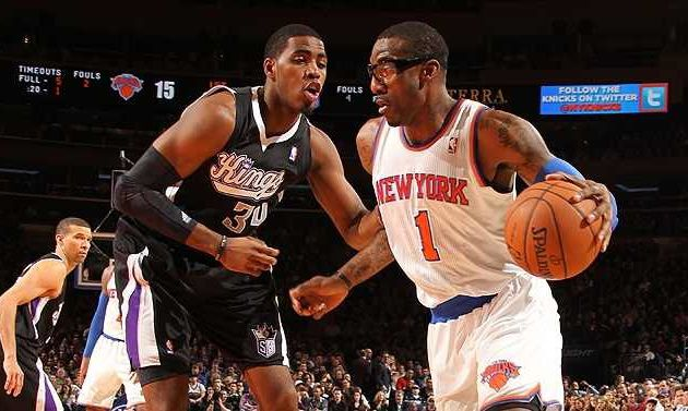 Les Knicks humilient les Kings au Madison Square