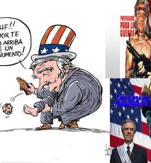 URUGUAY - CONCENTRACIÓN EN LA EXPLANADA DEL B.H.U.