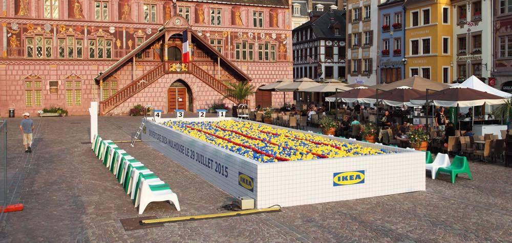 Grande distribution : IKEA fait le Buzz à Mulhouse