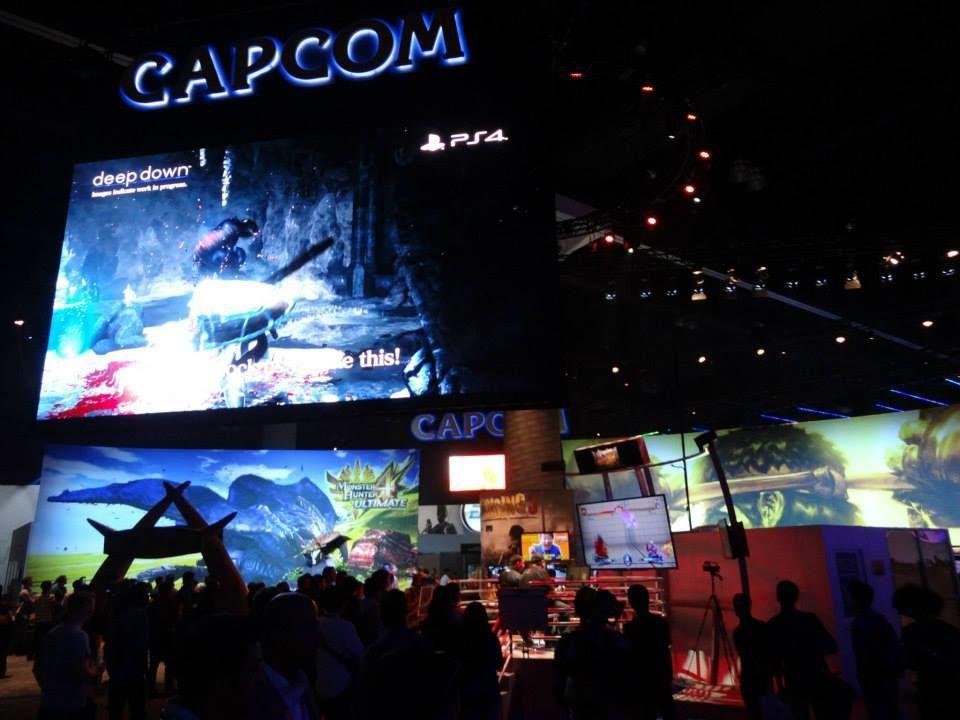 E3 2014 PHOTO partie 1