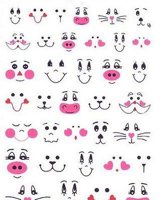 Patterns for cute an