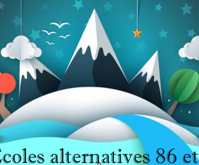 Les écoles alternatives du 86 et du 37
