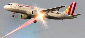 Volo 9525 Germanwings: la Russia conferma il laser Hellads