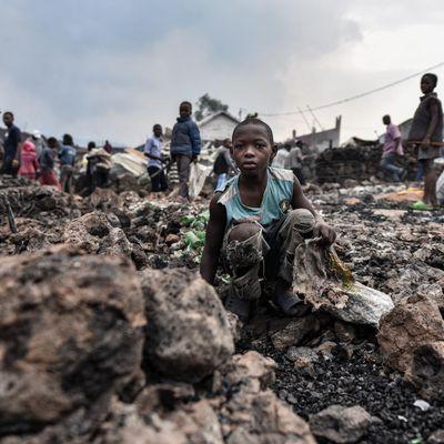 Un projet pour soutenir les enfants et ados suite à l'éruption du Nyiragongo