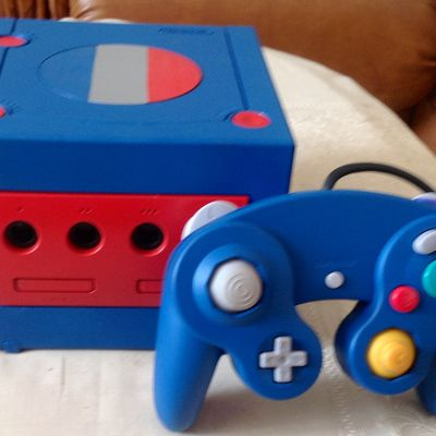 """Gamecube """"made in France"""""""