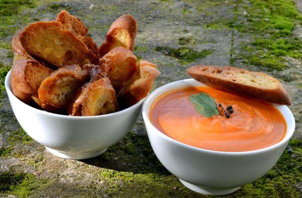 Dip Apéritif Tomate Carotte Poivron