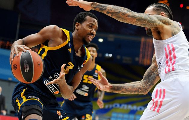 EuroLeague : Khimki Moscou s'offre le Real Madrid