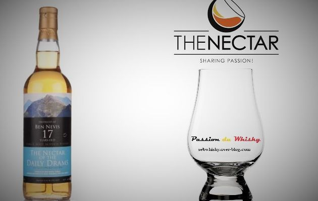 Ben Nevis The Nectar of The Daily Drams