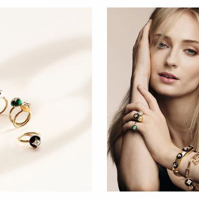 ACTRESSES SOPHIE TURNER, INDYA MOORE, CHLOE GRACE MORETZ, ZHONG CHU XI AND SIGNE VEITEBERG STAR IN THE LOUIS VUITTON B. BLOSSOM JEWELRY CAMPAIGN