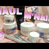 HAUL M'Nails MSE Beauty