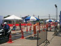 Thaïlande : Essai de la Yamaha Tricity