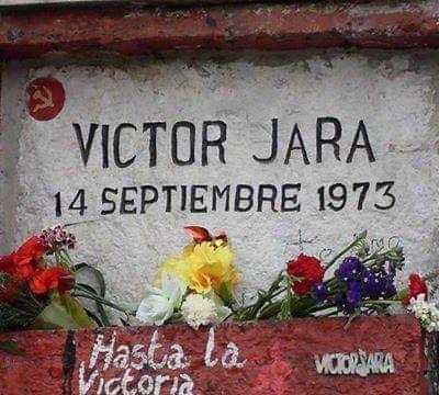 Victor Jara - Septembre 1973