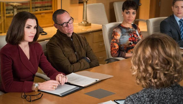 Critiques Séries : The Good Wife. Saison 7. Episode 12.