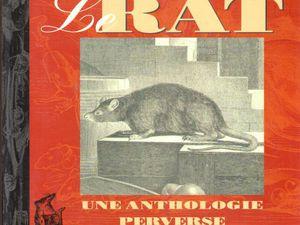 Couvertures française de La carte tatouée (1995) et Le rat (1997)