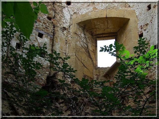 Diaporama château de Sainte Sévère sur Indre
