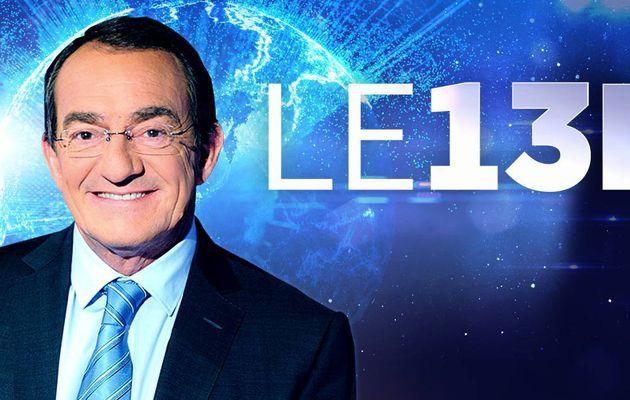Le JT du 13h de TF1 du 23 août
