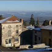 Les villages du Puy de Dome: Le Broc - L'Auvergne Vue par Papou Poustache