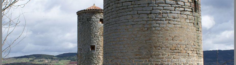 Le chateau de Mercœur