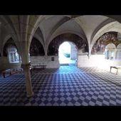 L'Abbaye Royale de Fontevraud sous un angle inédit