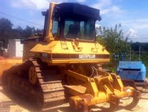 Bulldozer Bull Caterpillar CAT D6M