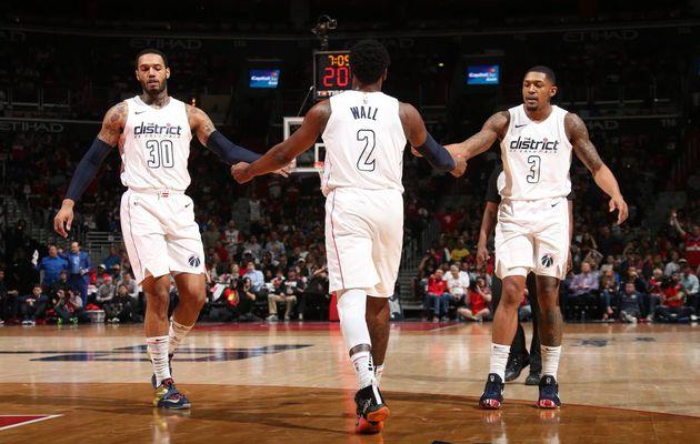 NBA Playoffs, game 4 : Washington revient à hauteur des Raptors (2-2)