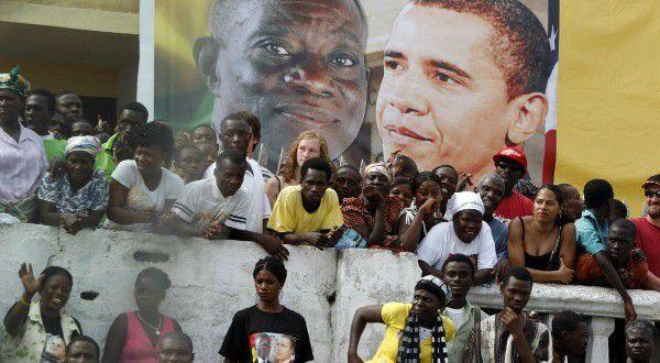 Le premier président américain noir n'est pas Barack Obama