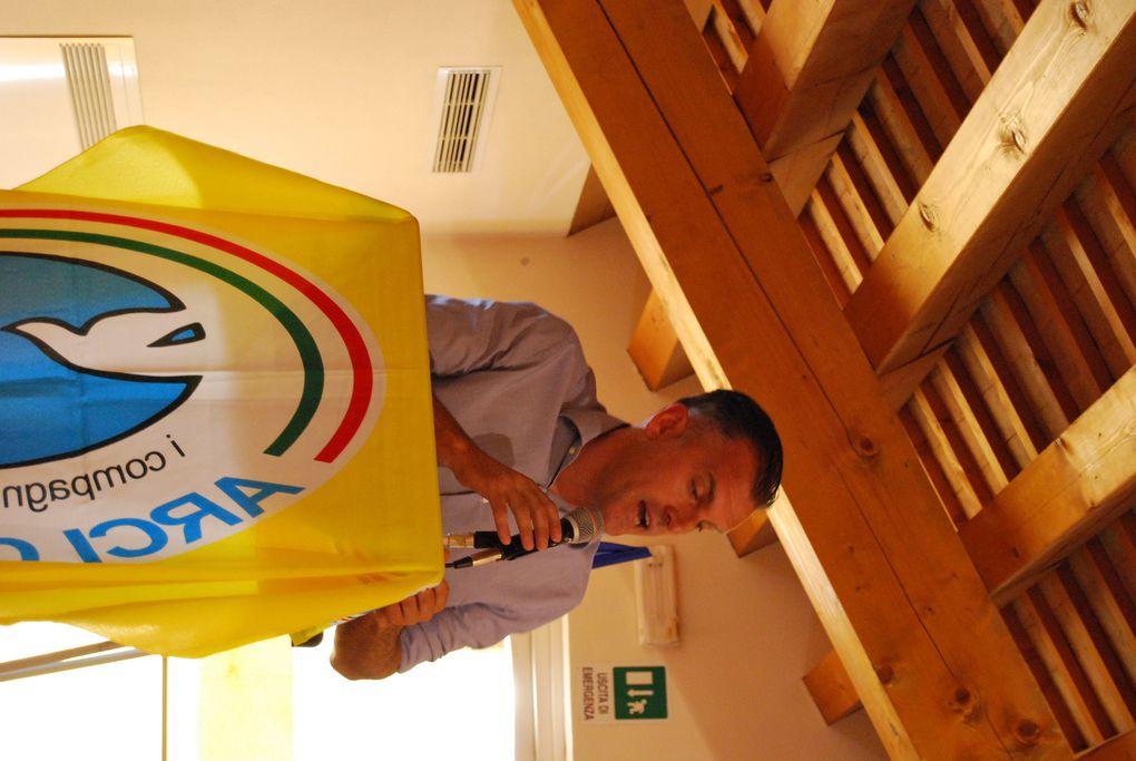 Non c'è caccia senza ARCI Caccia: esito dell' XI° Congresso Regionale sabato 10 Giugno a Mareno di Piave (TV)