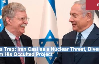 Bolton travaillait-il secrètement pour Netanyahu ? (Vidéo)