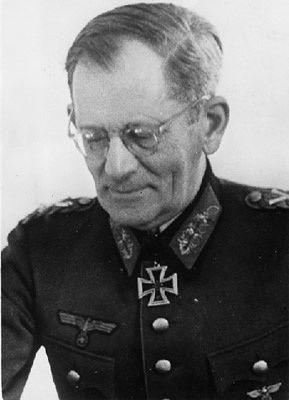 Maximilian von Weichs - Rudolf Schmidt - Friedrich Kirchner - Walter Krüger - Richard Koll - Werner Marcks - Eberhard Thunert
