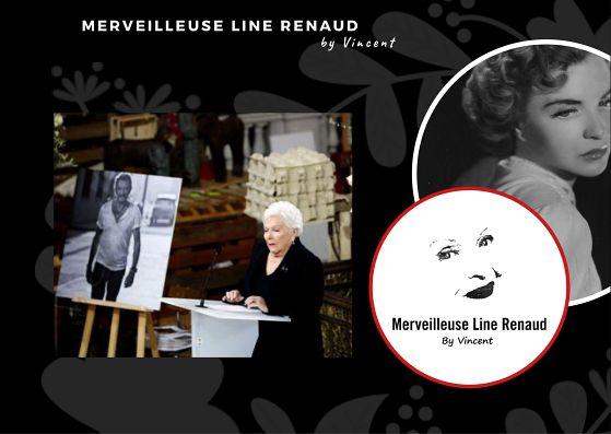 PRESSE WEB: Line Renaud : «Le goût d'aimer, c'est toi Johnny qui nous l'a donné»