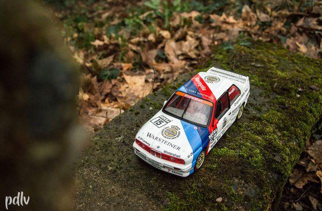 1/18 BMW M3 E30 DTM Ravaglia, Solido (S1801503)