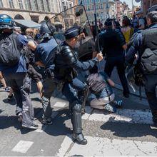Le 28 juin à Toulouse : des photographes molestés par les forces de l'ordre