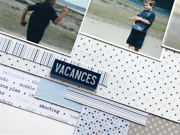 """Laurence- Page """" Vacances"""""""