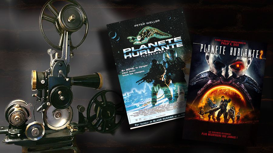 🎬 PLANÈTE HURLANTE 1 & 2 (SCREAMERS, 1995 • SCREAMERS 2 (THE HUNTING, 2009)