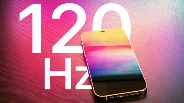 Toute la série Apple iPhone 14 sera équipée d'écrans OLED 120 Hz