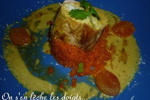 Filets mignon de porc coco-curry
