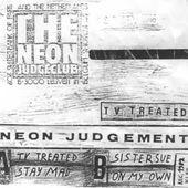The Neon Judgement T.V. Treated