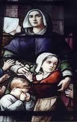 17 août - Sainte Jeanne Delanoue