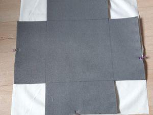 Panier ou corbeille  de rangement qui à de la tenue - Le pas à pas