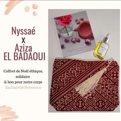 Je suis ravie de cette collaboration www.ulule.com/nyssae-skincare