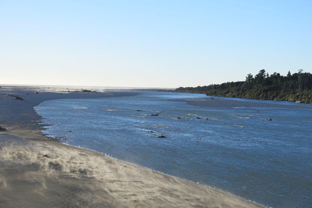 Haast river, Ship creek