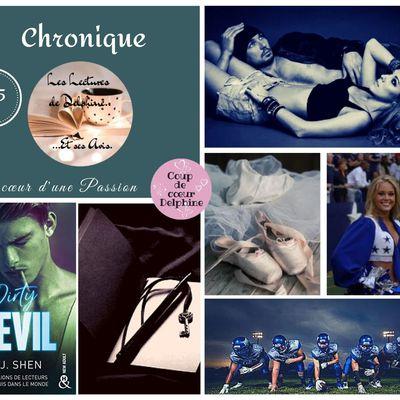 Chronique Delphine : Dirty Devil de L.J. Shen chez Harlequin Collection &H