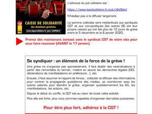 Info Luttes n°31 du 05/01/20