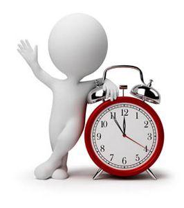Rappel des délais de procédure à l'intimé et notification des conclusions