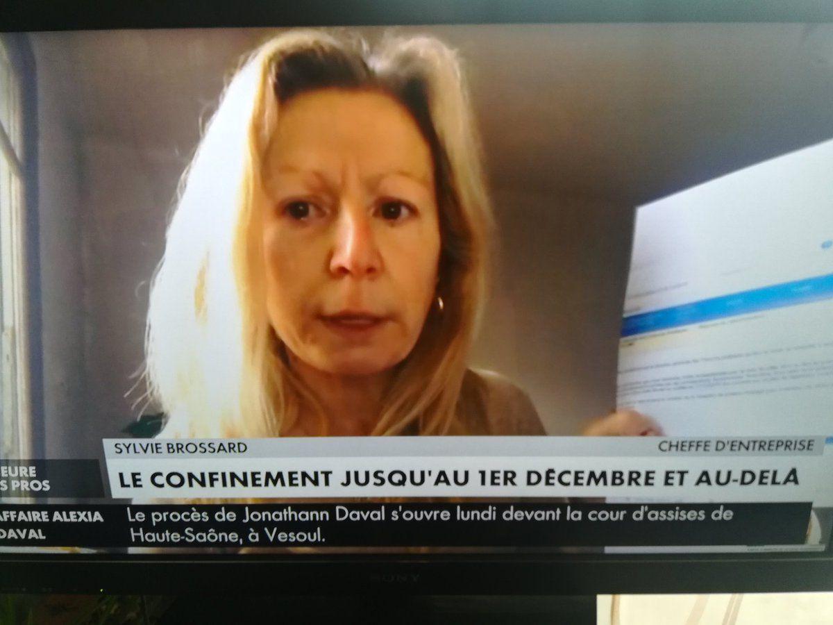 Vidéo choc - Témoignage de Sylvie Brossard, cheffe d'entreprise désespérée