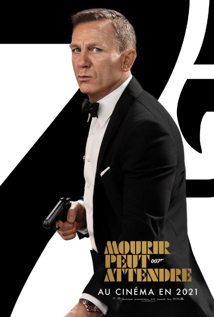 """Mourir peut attendre (Featurette """"Nouveaux Agents"""") avec Daniel Craig, Rami Malek, Léa Seydoux - Le 6 octobre 2021 au cinéma"""