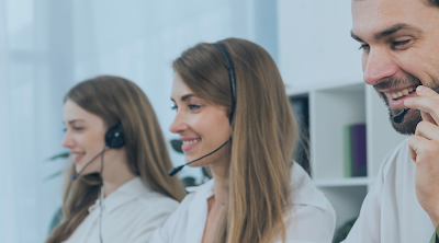 How does good call centre software soothe the management of the company?