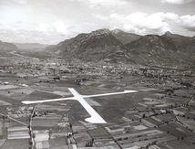 Histoire de l'aviation à Grenoble:Aéroport Mermoz (Grenoble 1936-1967)