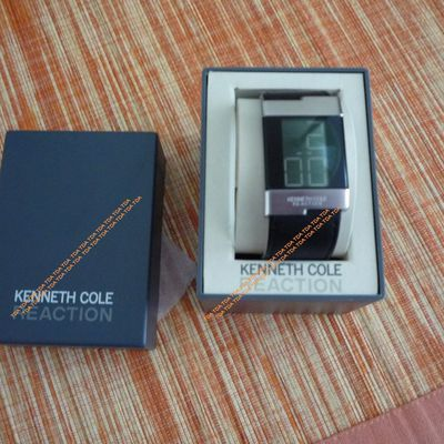 Montre Homme Kenneth Cole New York Reaction