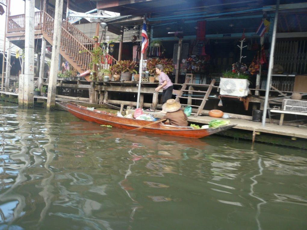 Notre voyage avec NATIONALTOURS Rivière Kwai, Temples Kmers et Femmes Girafes